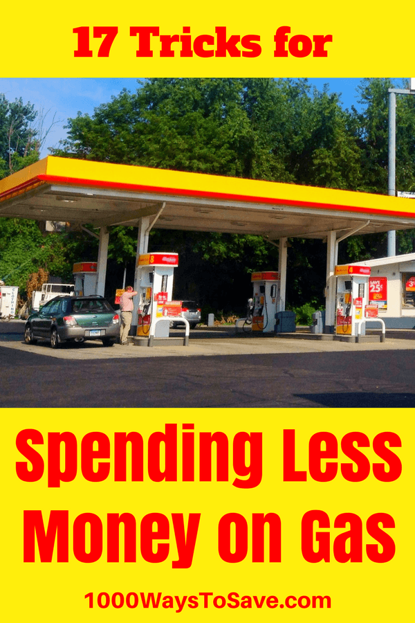 Until they perfect the electric vehicle, gas will just simply be one of those unavoidable expenses that comes along with being able to travel.  Next to the cost of the vehicle itself, gas will be the second most expensive part of owning and operating that vehicle with each mile you travel. Here are 17 tricks to stretch dollars by spending less money on gas. - 1000WaysToSave.com