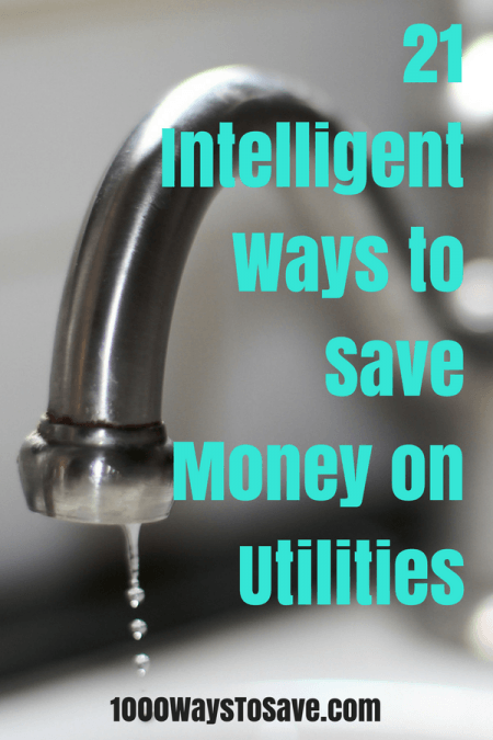 21 Intelligent Ways How to Save Money on Utilities